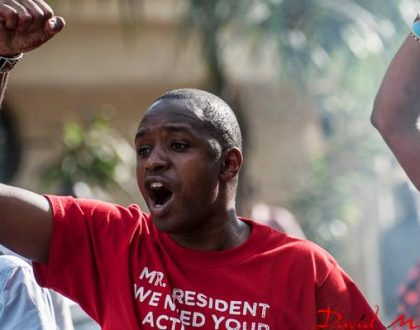 Boniface Mwangi plans protests as Amnesty International publishes names of 33 people killed by police