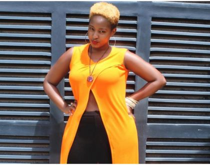 Sultry singer Cece Sagini ditches secular lifestyle to give her life to Christ