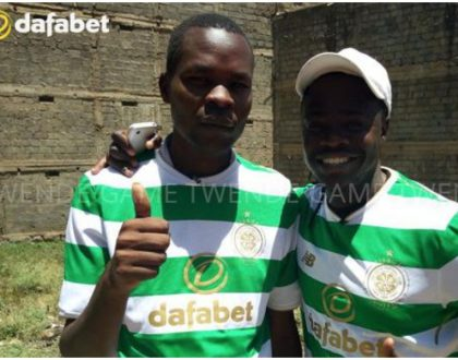 Zimmerman bachelor wins dream trip to UK as he emerges top in Dafabet's Live draw conducted by Maina Kageni