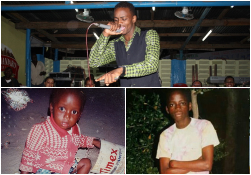 17 amazing photos that narrate Diamond Platnumz's life in the past 28 years