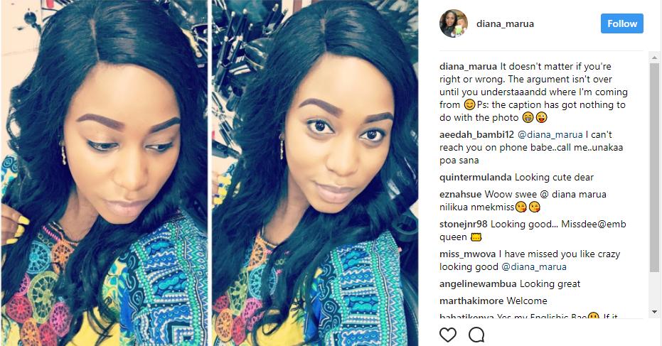 Diana's post