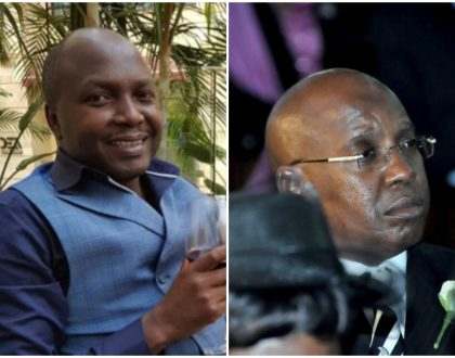 """Police tipped media they had cache of guns"" Donald Kipkorir reveals his doubts on police raid at Jimmy Wanjigi's house"
