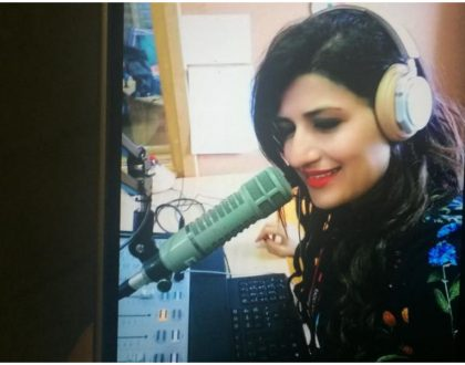 Radio Africa presenter widowed in an instant as police shoots dead her husband in cold blood