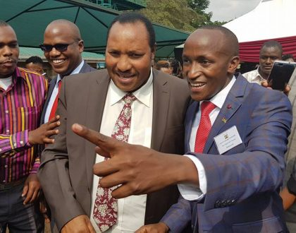 Lanes! Kiambu County chief whip living life on another level, check out the expensive cars he rolls around in