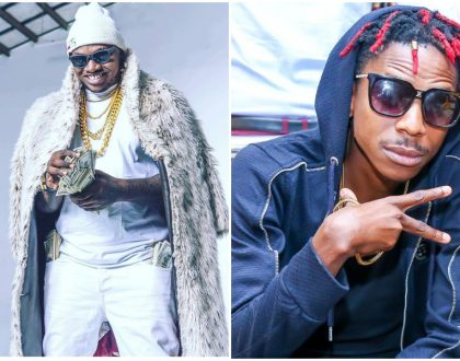 Eric Omondi and Khaligraph Jones got paid to fool Kenyans with a fake beef