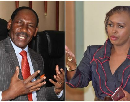"""She thrived in obscenity and vulgarity"" Ezekiel Mutua gives Caroline Mutoko a dressing down"
