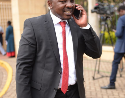 Citizen TV's reporter who was roughed up by NASA supporters in mourning
