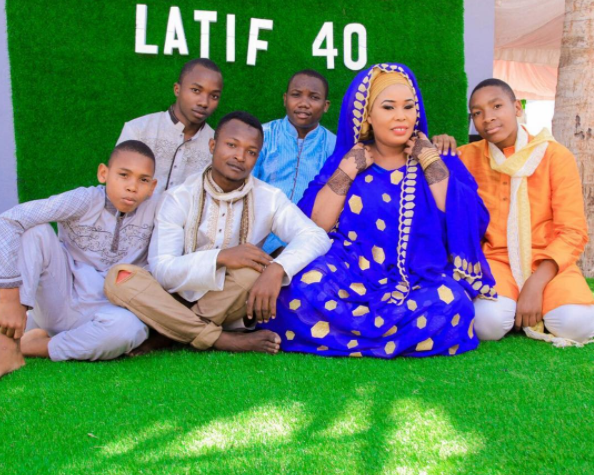 Hamisa Mobetto's mum celebrates her 'son-in-law's' birthday like never before!