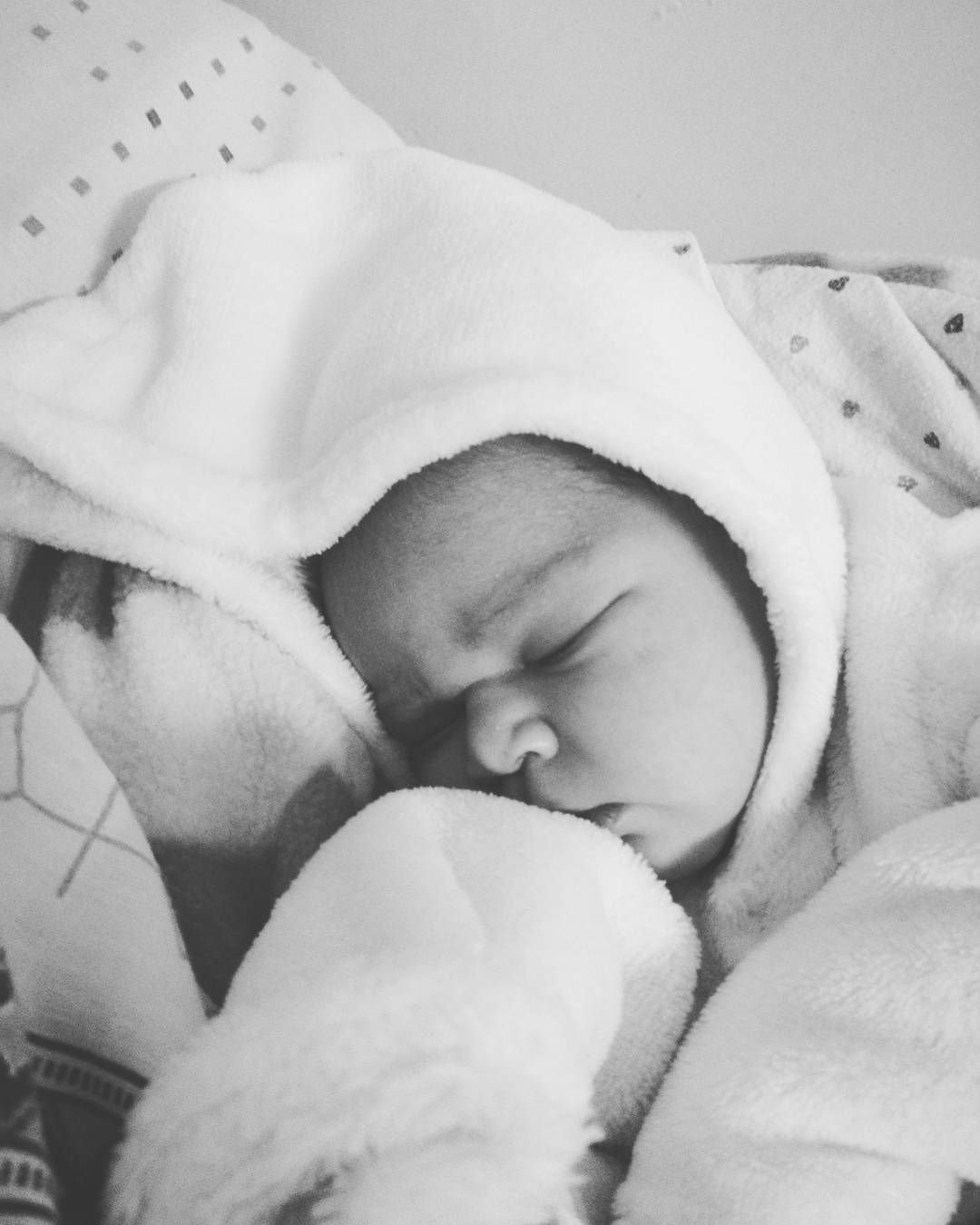 Madtraxx and his wife welcome healthy baby girl