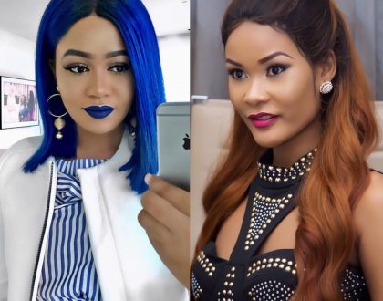 Hamisa Mobetto and Vera Sidika's beef