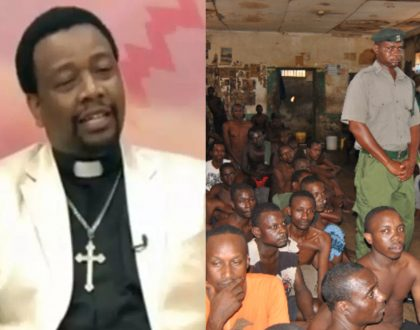 City pastor now urges president Uhuru Kenyatta to release all prisoners in Kenyan cells, these are his reasons!