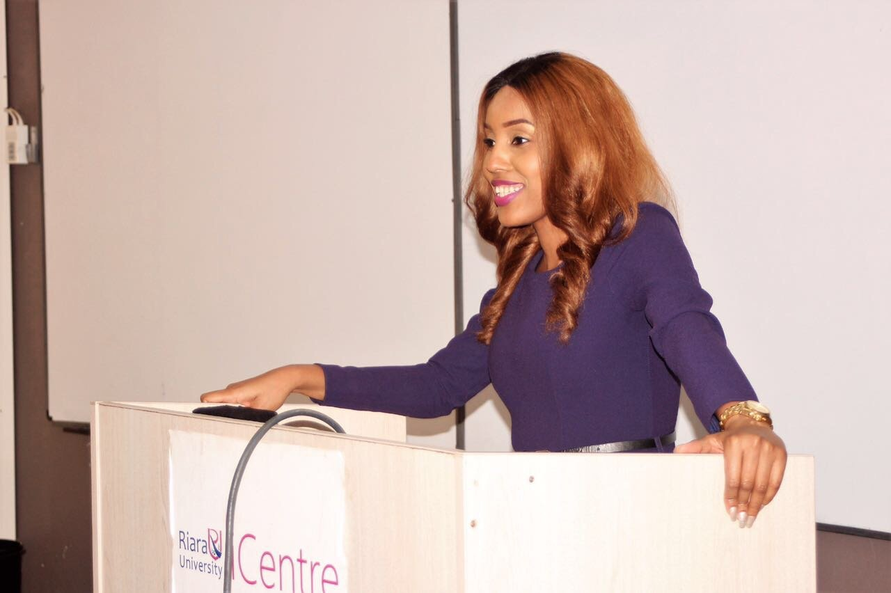 Amazing! Ebru TV's Swahili news anchor to launch a ...