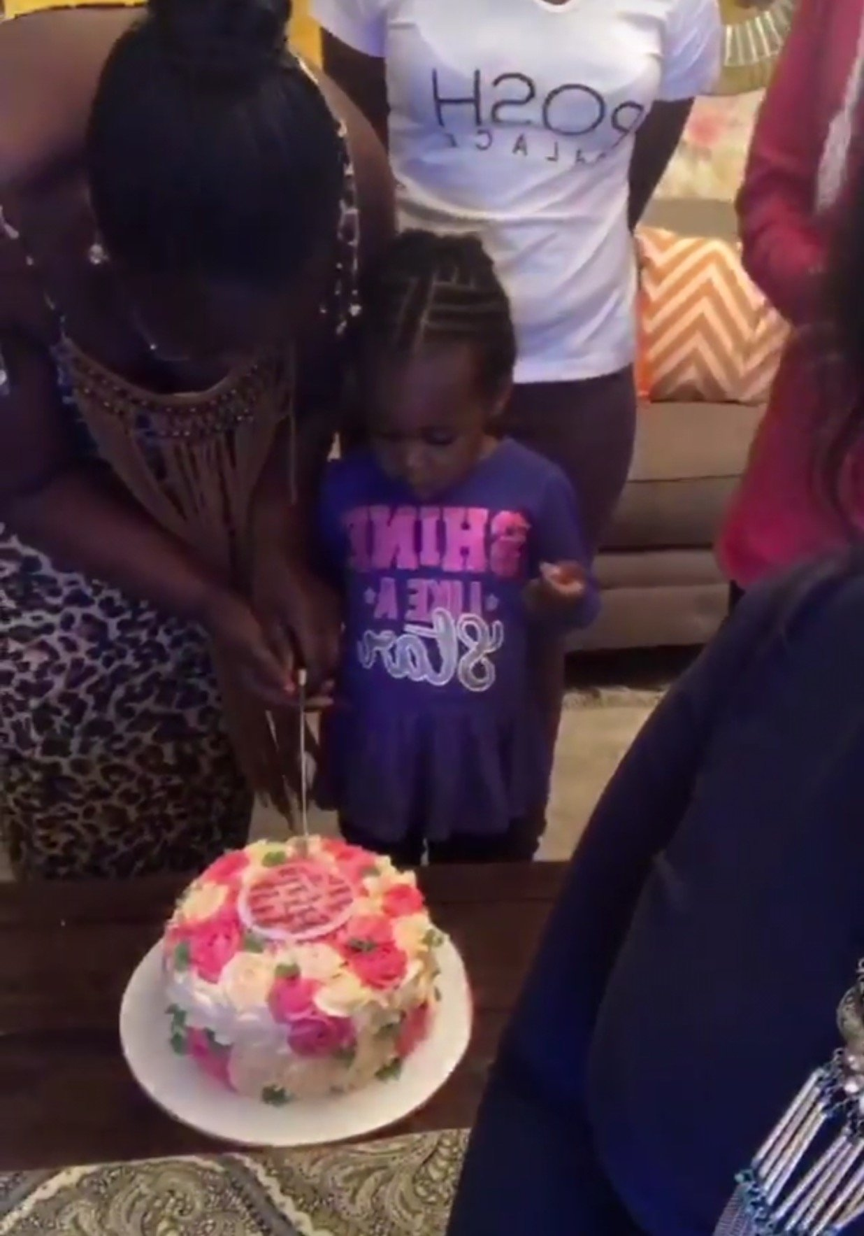 Betty Kyallo's mum celebrates birthday