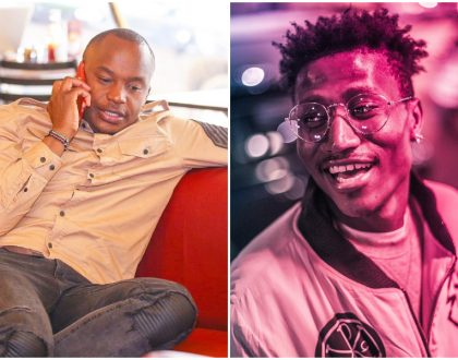 Jaguar and Octopizzo's beef gains momentum during Thursday repeat presidential election