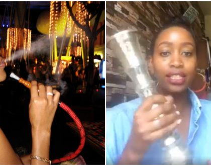 Janet Mbugua explains why she stopped smoking shisha