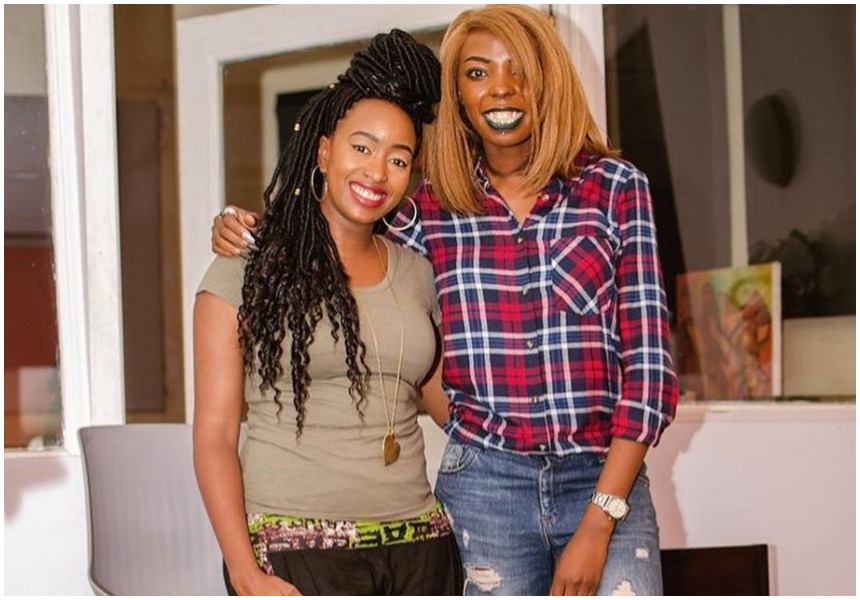 Janet Mbugua gives Cyprian Nyakundi a dressing down over insulting remark on Adelle Onyango