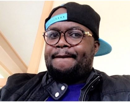 Joe Muchiri forced to apologize after wishing rape upon a woman who revealed she will not vote for Nyashinski