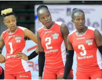 Kenya women's national volleyball team defied all odds to qualify for World Championship in Japan