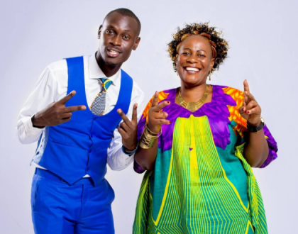 'With that five shillings she managed to take three boys to school' King Kaka reveals the type of job his mum did to raise her boys