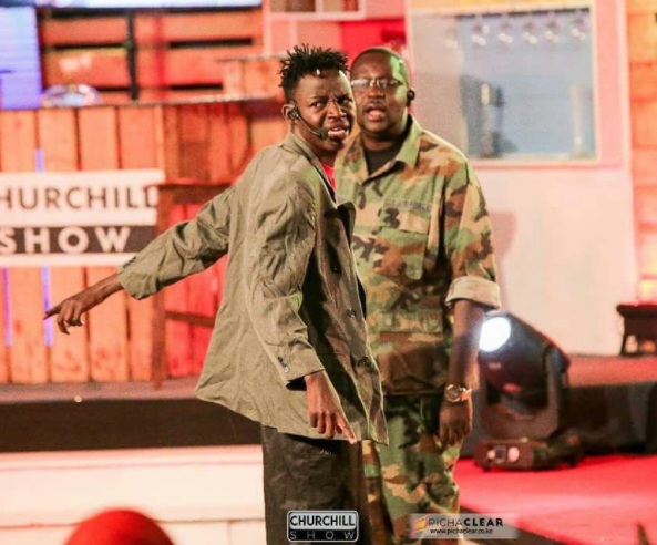 Churchill shows Mca Tricky opens up about his love life