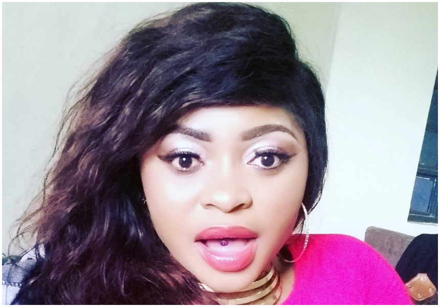 Nairobi Diaries actress drops new gospel song that sparks uproar on earth and probably heaven and hell