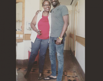 Nameless shares photos of his beautiful curvaceous big sister, you will definitely love her!