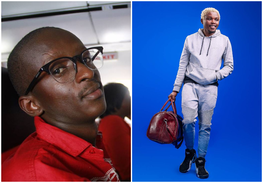 Njugush takes a swipe at Chipukeezy in a super hilarious video