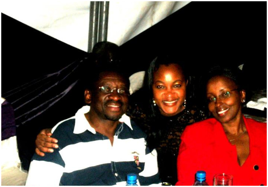 KOT left in stitches as Orengo's wife Betty Murungi takes a swipe at president Uhuru's lawyer