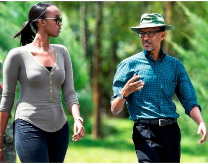 Controversial Kenyan rapper blocked by Rwandan President Paul Kagame and his daughter Ange Kagame