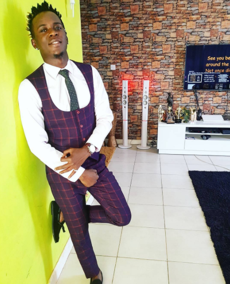 Willy Paul shares emotional details with his fans: My mother has been sick for 17 years now