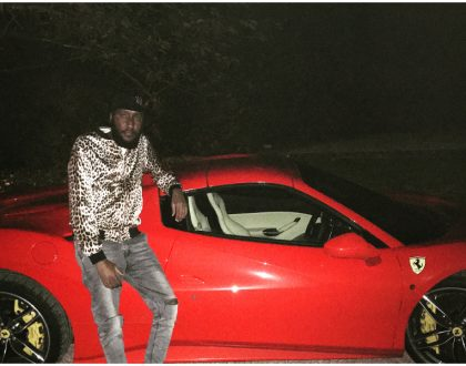 Shaffie Weru hits back at burglars who robbed him 3.5 Million as he gets an expensive toy