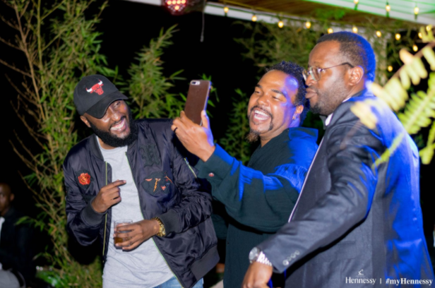 Radio Presenter Shaffie Weru, Catherine Kamau among others get together with the top influential personalities at this lit invite-only party (Photos)