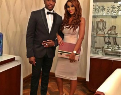 Photos from Steve Mbogo's surprise party, check out how his wife dressed to kill!