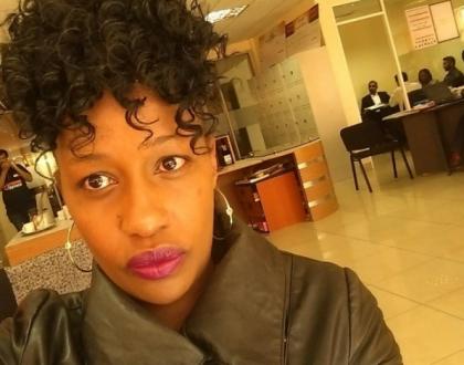 Flashback Friday! Back when Teacher Wanjiku was the hottest 'chick' in her estate