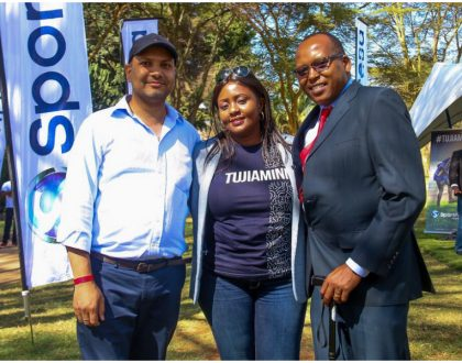 No more bashing of our sportsmen! Awesome campaign 'Tujiamini' launched to give Kenya's heroes and heroines new lifeline