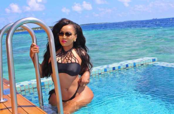 Vera Sidika celebrates her 21st birthday