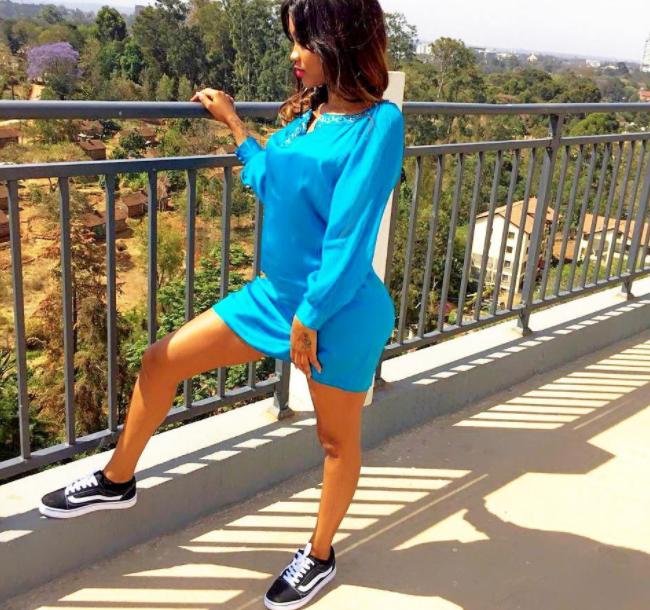Pregnant Michelle Yola