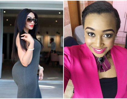 Boss ladies are meeting in town! Zari Hassan set to meet up with Betty Kyallo