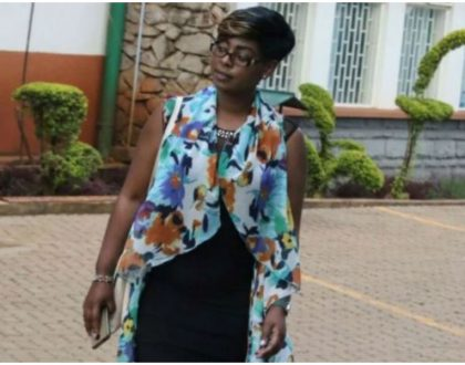 Pretty Nyeri MCA thrown out of County Assembly for breaking dress code (Photos)