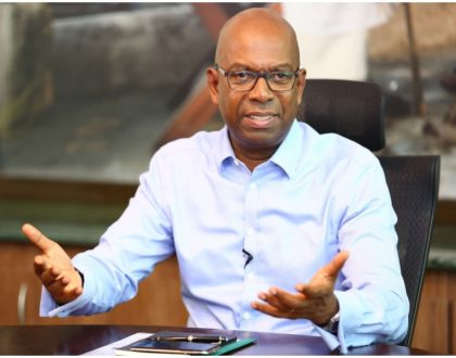 Bob Collymore takes medical leave to receive specialized treatment