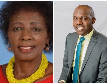 Larry Madowo joins disgruntled Kenyans in mocking granny appointed Minister for Youth in Nyeri county