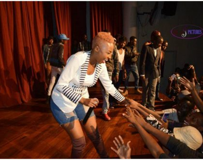 """I was blocked from stage due to my dressing"" Sultry singer Vivian narrates her ordeal"