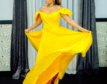 Has Wema Sepetu been hitting the gym? Check out her new figure in this stunning outfit