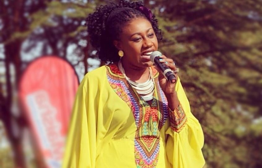 """""""I finally quit drinking"""" Wilbroda confesses as she celebrates her birthday"""