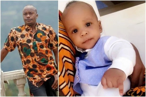 Check out the striking resemblance between Starehe MP Jaguar and Hamisa Mobetto's son