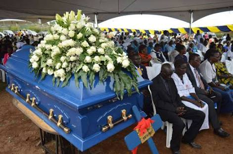 Captain Malowa laid to rest
