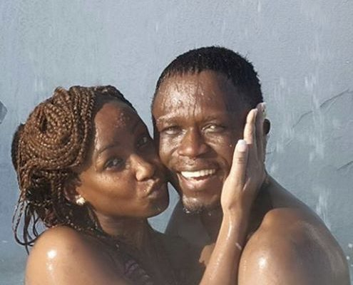The special message Ababu Namwamba's wife sent her husband congratulating him for his new position