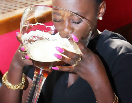 """My daughters are drunkards like me!"" Akothee confesses"