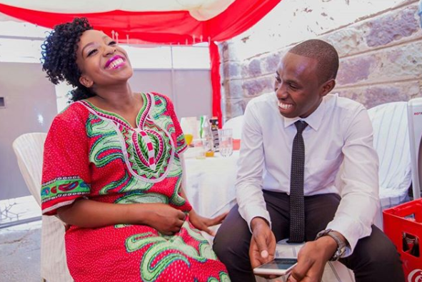 Bahati's manager and wife welcome a healthy new baby!