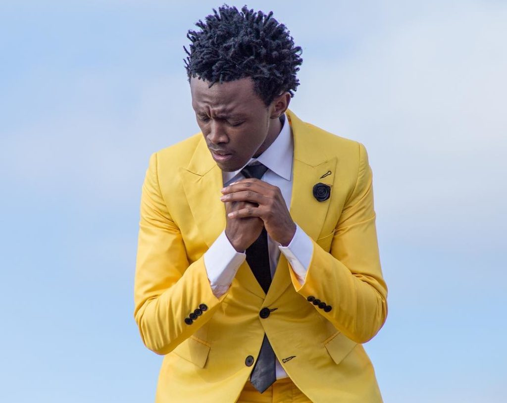 Singer Bahati caught in yet another mess of not paying his car, here is the evidence
